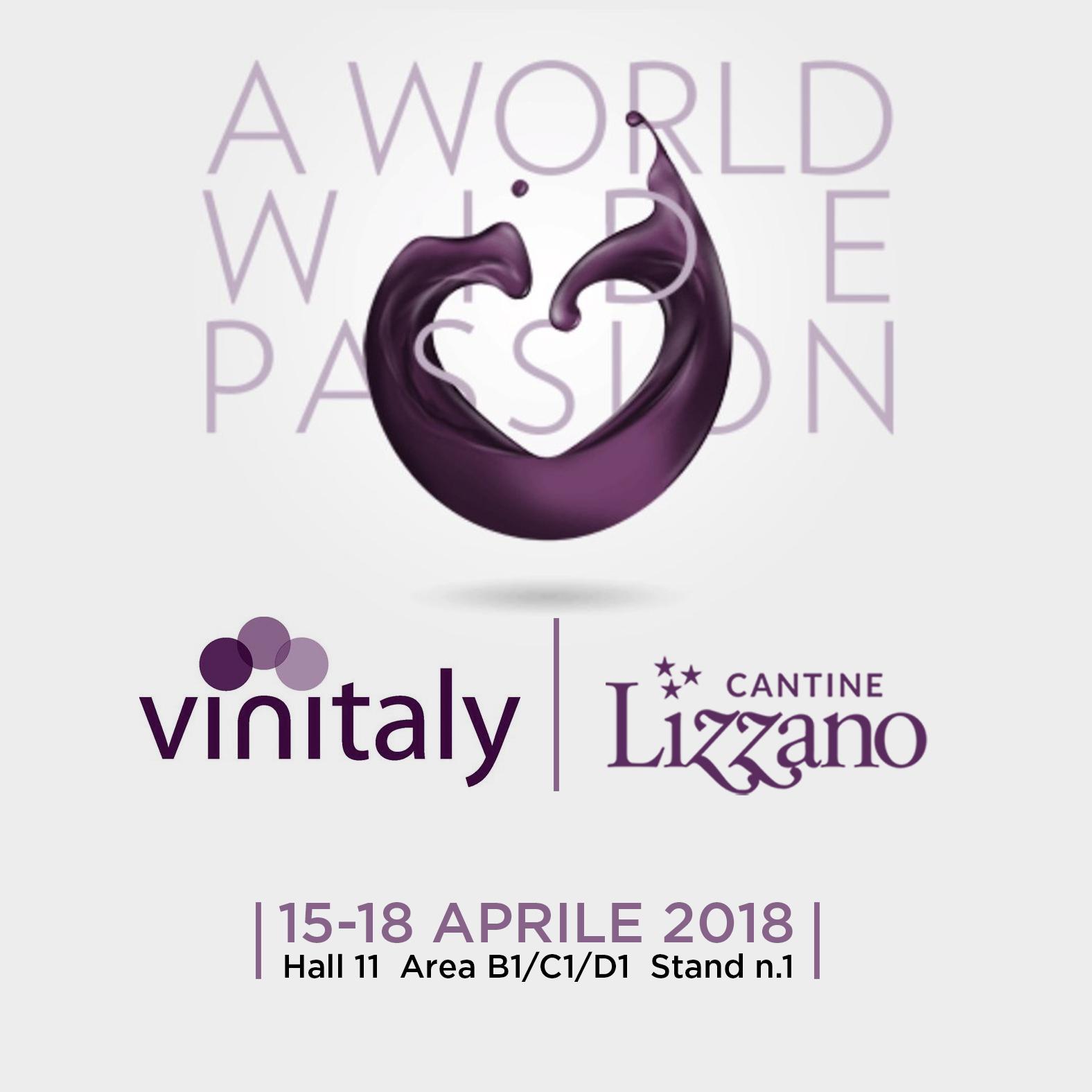 Cantine Lizzano va al Vinitaly