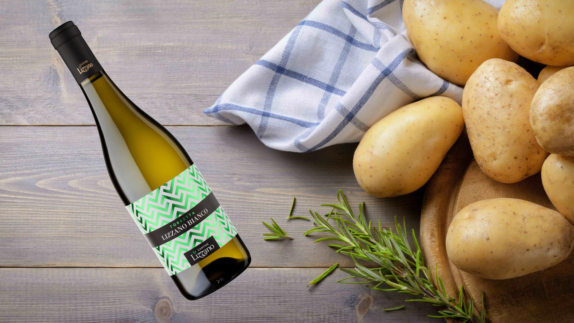 Torretta e Patate: un piatto incredibile