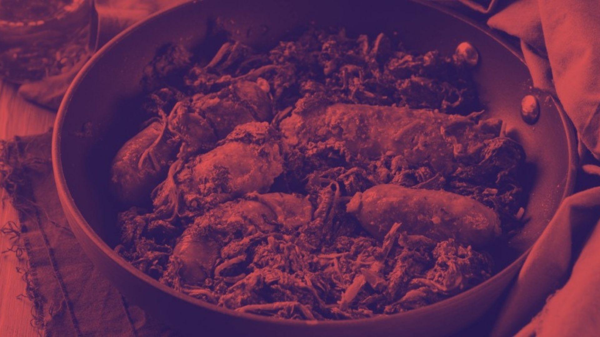 Cime di rapa e salsiccia in padella