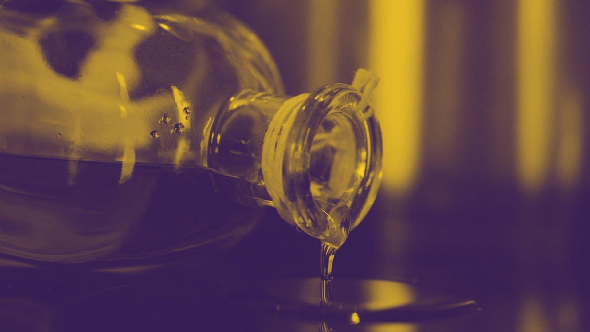 Come conservare l'olio in casa?
