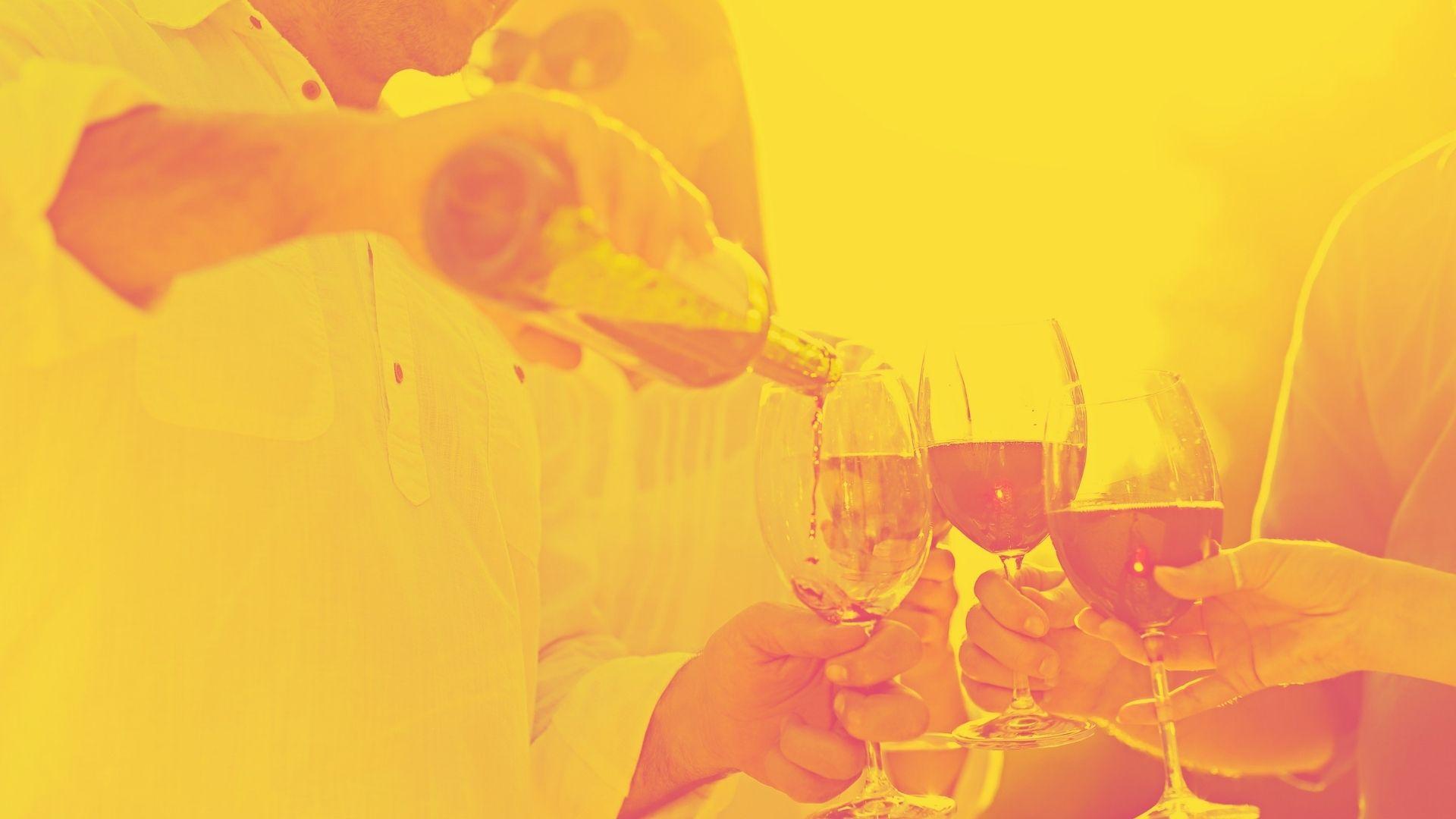 Bere vino in estate: gli errori da non fare