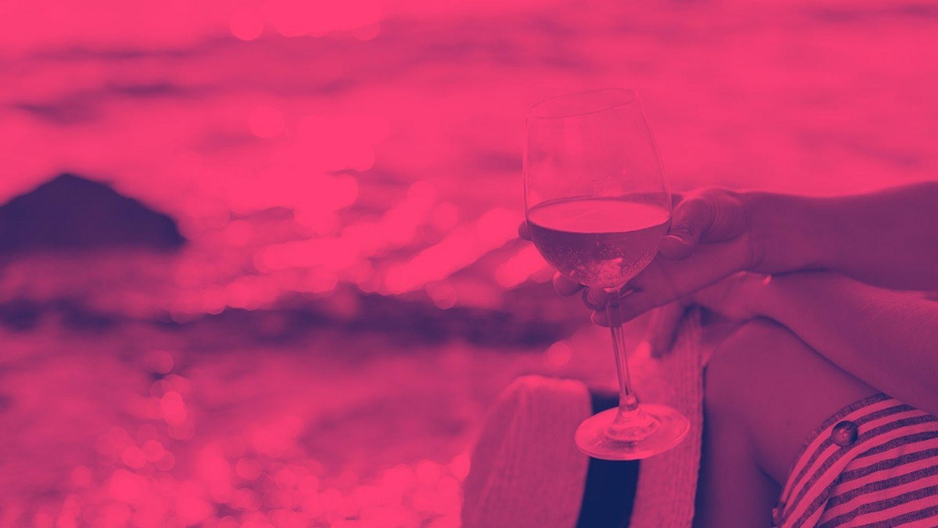 Conservare il vino in estate